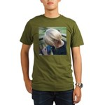 Cyrus and Pam Organic Men's T-Shirt (dark)