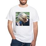 Cyrus and Pam White T-Shirt