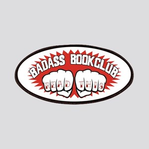 Badass Book Club Patches