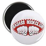 Badass Book Club Magnet