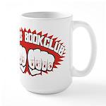 Badass Book Club Large Mug