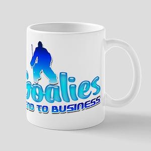 Ice Hockey Goalie Mug