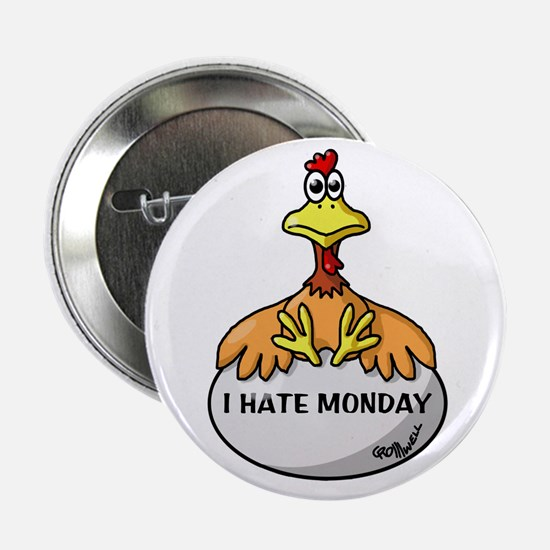 "Monday 2.25"" Button"