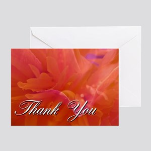 Abstract Flower Greeting Cards (Pk of 10)