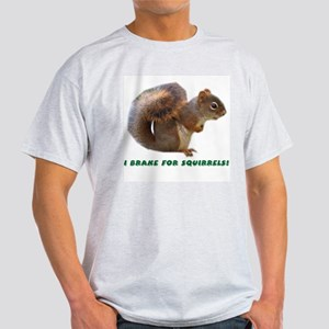 ibrakeforsquirrels-white T-Shirt