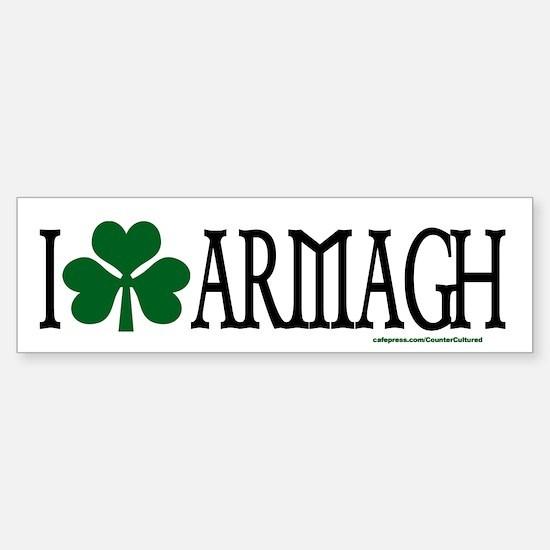 Armagh Bumper Bumper Bumper Sticker