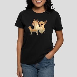Chihuahua Women's Dark T-Shirt