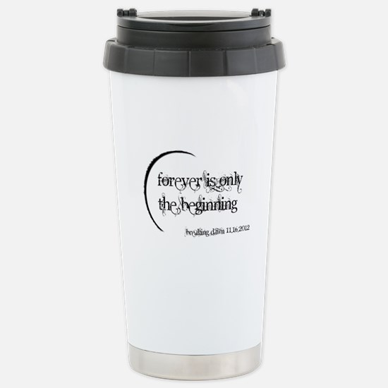 Breaking Dawn 2 Forever Stainless Steel Travel Mug