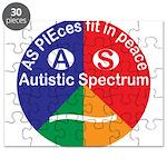 Autism symbol Puzzle