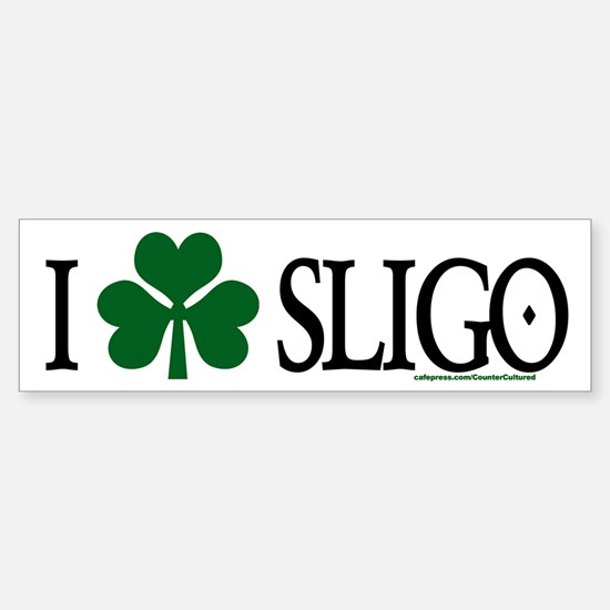 Sligo Bumper Bumper Bumper Sticker