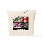 Romneleon Tote Bag