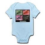 Romneleon Infant Bodysuit
