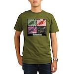 Romneleon Organic Men's T-Shirt (dark)