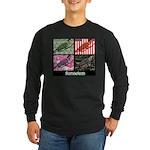 Romneleon Long Sleeve Dark T-Shirt