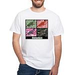 Romneleon White T-Shirt