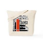 Original Muscle Car Red Tote Bag