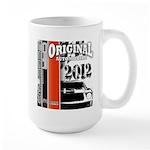 Original Muscle Car Red Large Mug