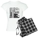 Original Muscle Car Gray Women's Light Pajamas