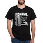 Original Muscle Car Gray Dark T-Shirt