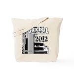 Original Muscle Car Gray Tote Bag