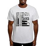 Original Muscle Car Gray Light T-Shirt