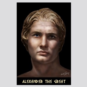 Alexander the Great Large Poster