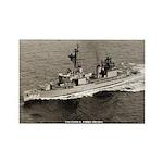 USS FLOYD B. PARKS Rectangle Magnet