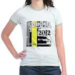Original Muscle Car Yellow Jr. Ringer T-Shirt