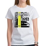 Original Muscle Car Yellow Women's T-Shirt
