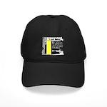 Original Muscle Car Yellow Black Cap