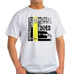 Original Muscle Car Yellow Light T-Shirt