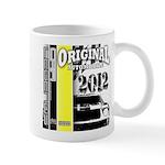 Original Muscle Car Yellow Mug