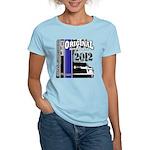 Original Muscle Car Blue Women's Light T-Shirt