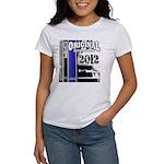 Original Muscle Car Blue Women's T-Shirt