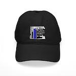 Original Muscle Car Blue Black Cap