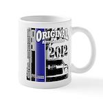Original Muscle Car Blue Mug