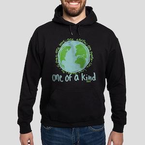 One Earth Hoodie (dark)