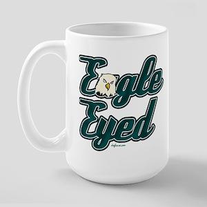 Eagle Eyed Large Mug