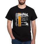 Original Muscle Car Orange Dark T-Shirt