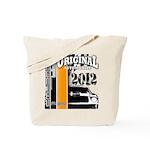 Original Muscle Car Orange Tote Bag