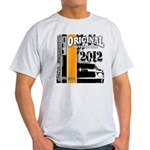 Original Muscle Car Orange Light T-Shirt