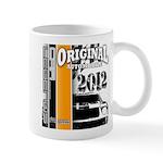 Original Muscle Car Orange Mug