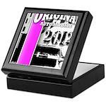 Original Muscle Car Pink Keepsake Box
