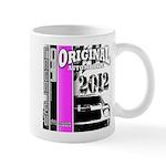 Original Muscle Car Pink Mug
