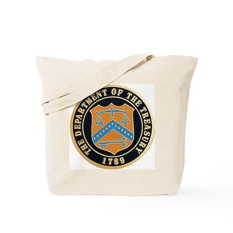 Treasury Department Tote Bag