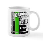 Original Muscle Car Green Mug