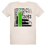 Original Muscle Car Green Organic Kids T-Shirt