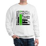 Original Muscle Car Green Sweatshirt
