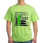 Original Muscle Car Green Green T-Shirt