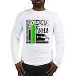 Original Muscle Car Green Long Sleeve T-Shirt